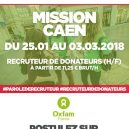 job mission Caen