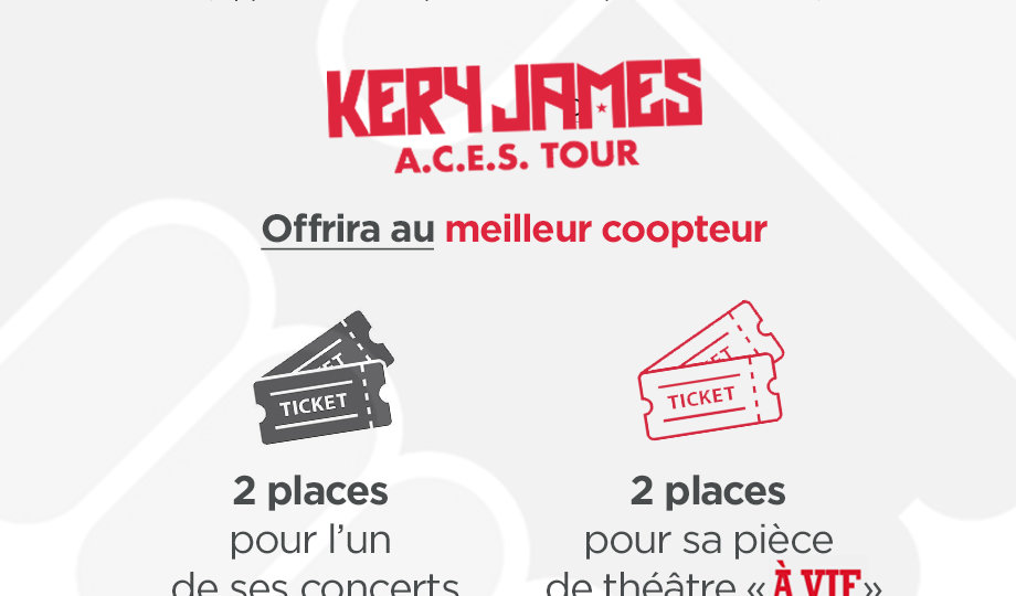 cooptation, kery james