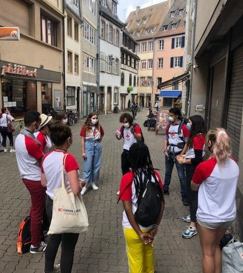 foundraisers en rue