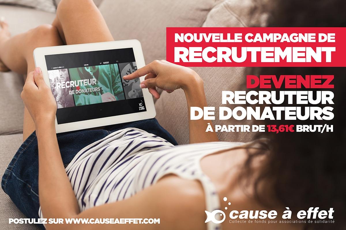 campagne de recrutement 2020